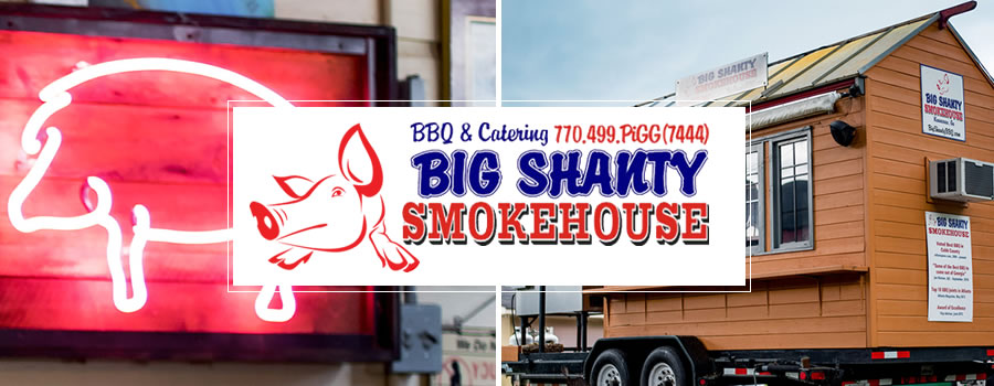 Big Shanty Smokehouse & Catering, Kennesaw, GA