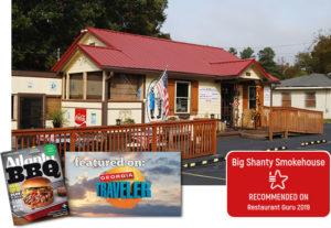Big Shanty Smokehouse Recommended on Restaurant Guru 2019